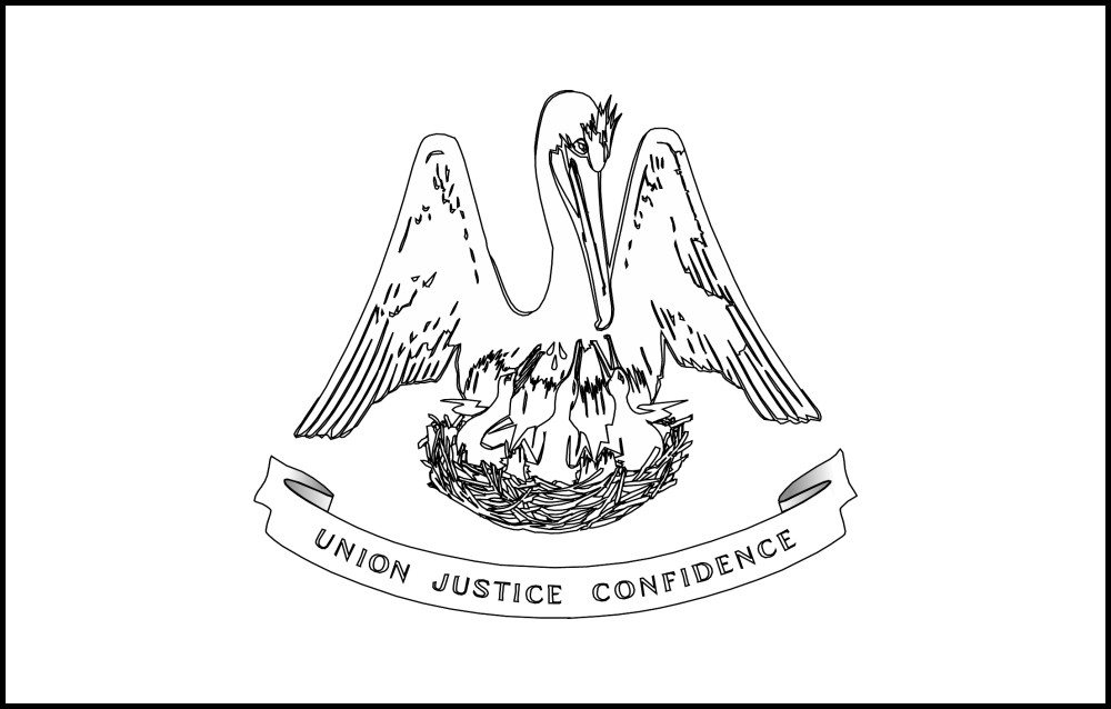 Coloring Pages | Office of Governor John Bel Edwards | 638x1000