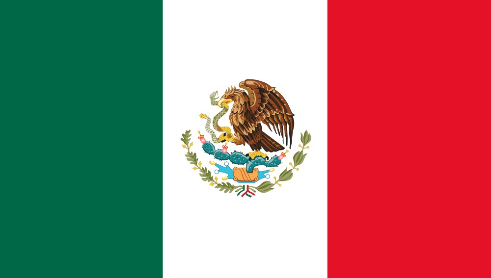 Mexico Coloring Pages - GetColoringPages.com | 567x1000