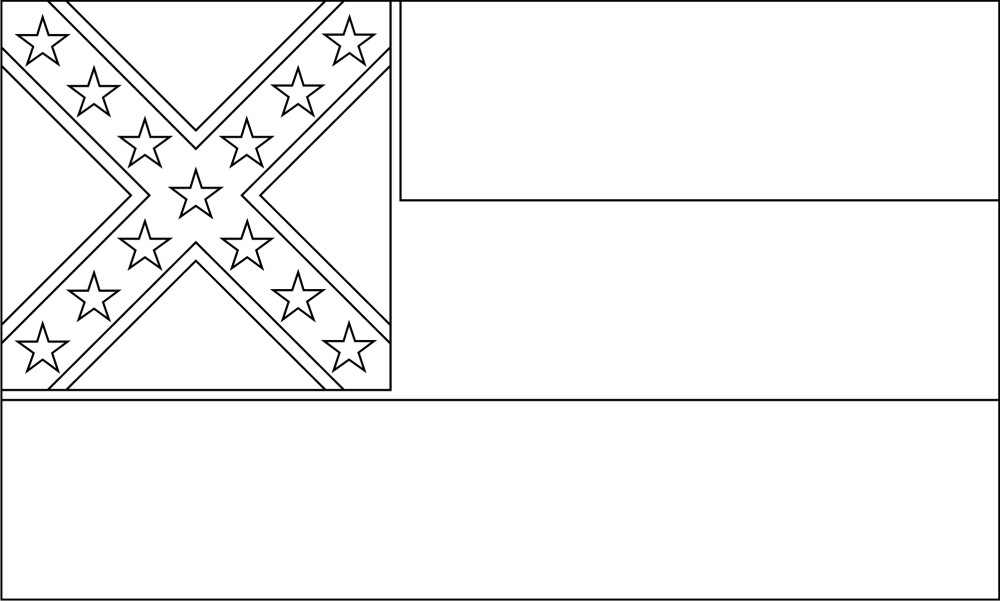 Awesome Free Flag Coloring Pages – azspring | 601x1000