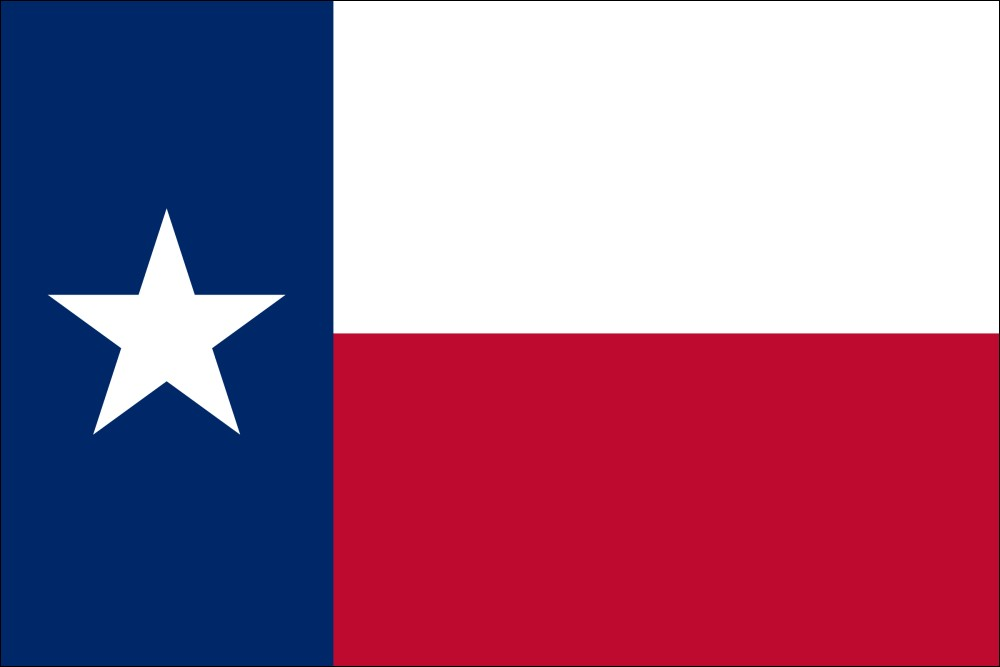 Magic image with texas flag printable