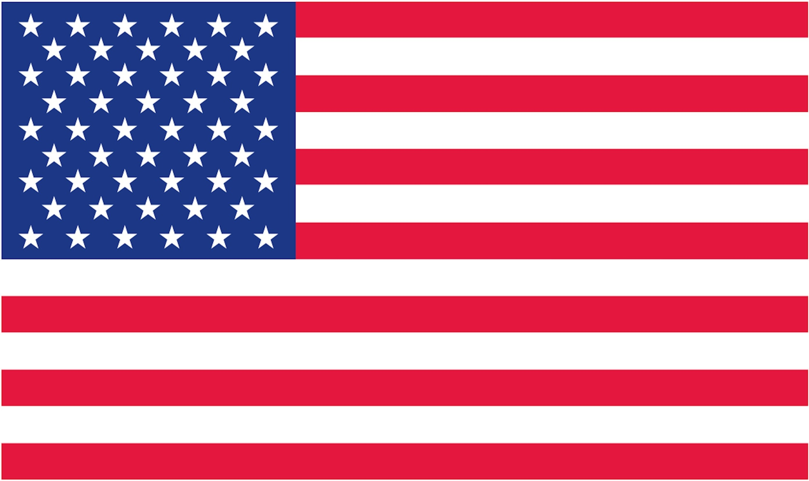 Massif image inside printable us flag