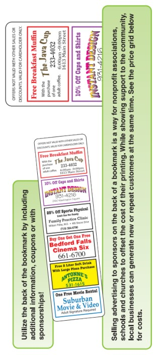 Image of Bookmarks by deSIGNery