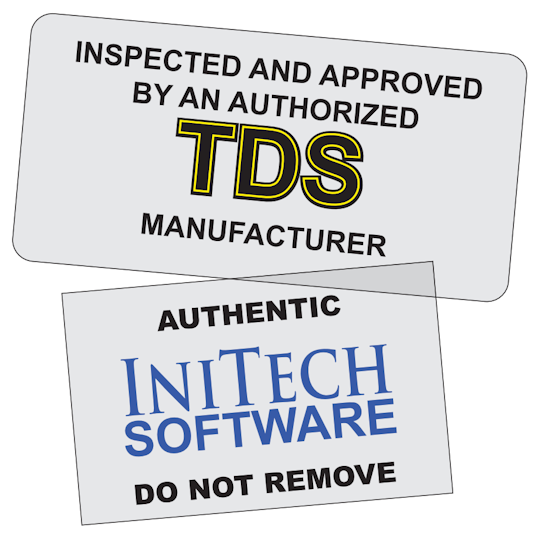 Image of Tamper Evident Stickers by deSIGNery