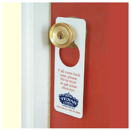 Image of Door Knob Hangers by deSIGNery
