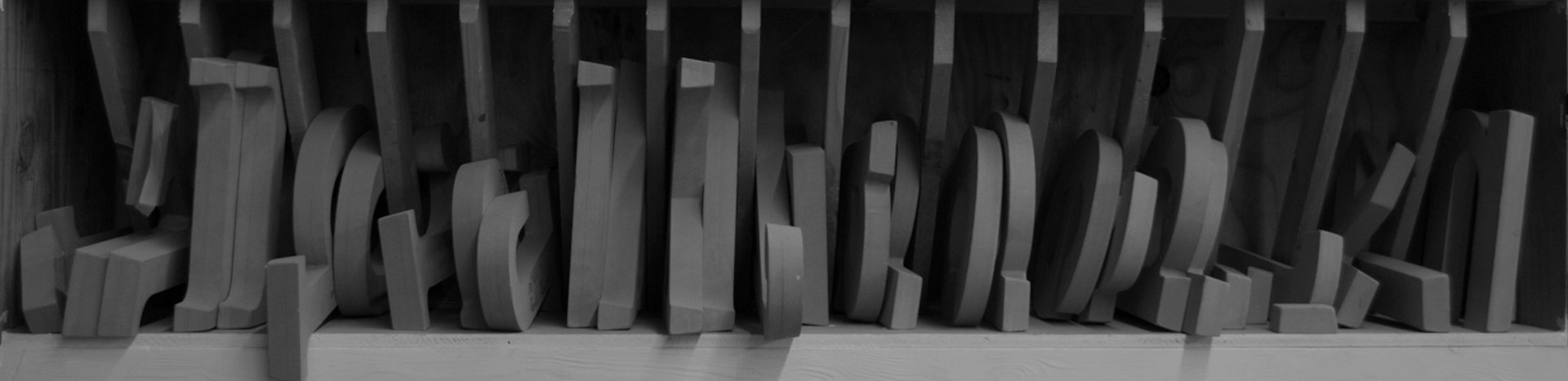 Dimensional Letters | Made and sold in the USA