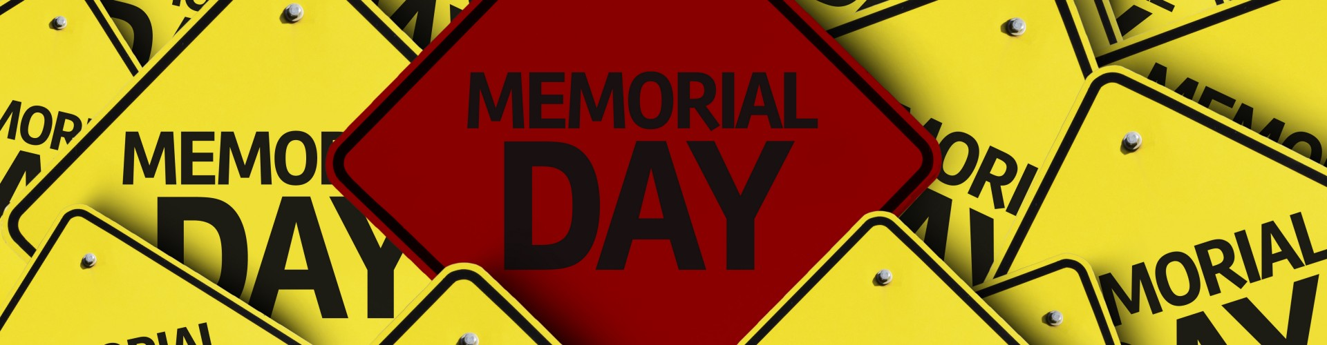 Memorial day specials ad